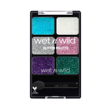Walmart Halloween Sale 2017 (Halloween 2017 Fantasy Makers Glitter Palette Ethereal #12914, Be a glittering, glimmering goddess! Sparkle under the moonlight with a Glitter Crème Palette. By Wet n Wild From)