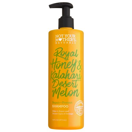 Desert Almond Shampoo (Not Your Mother's Naturals Royal Honey & Kalahari Desert Melon Shampoo 16 Oz)