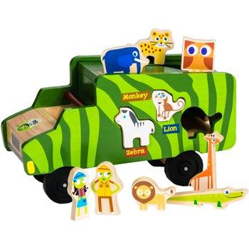 PBS Toy Safari Shape Sorter