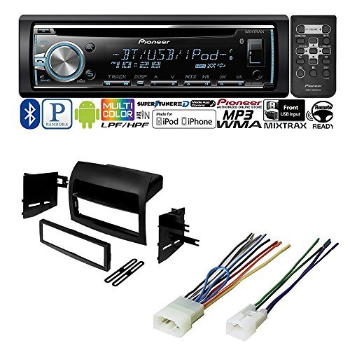 toyota tacoma 2005 2011 car stereo radio dash installation mounting kit w wiring harness