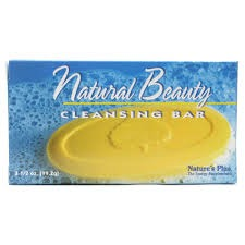 Beauty Cleansing Bar Nature's Plus 3.5 oz Bar
