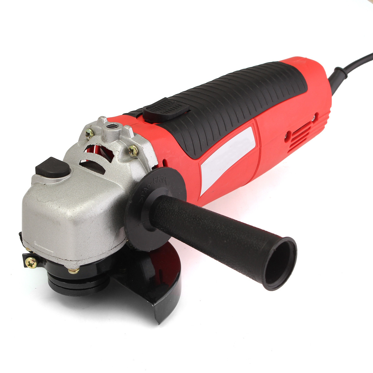 "4-1/2"" 850W Electric Angle Grinder Heavy Duty Cutting Grinding Cut Off Tool 230V"
