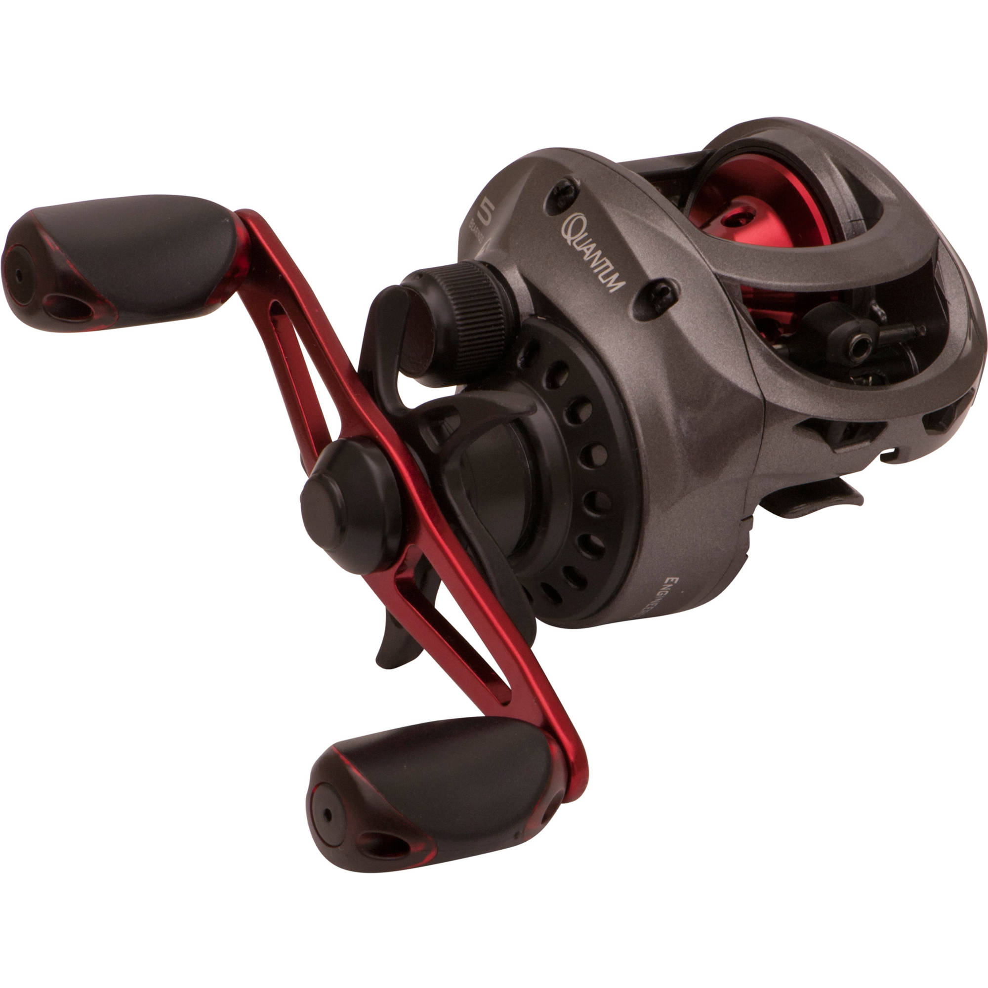 Quantum Pulse Baitcast Reel Right Hand by Zebco Sales Company, LLC.