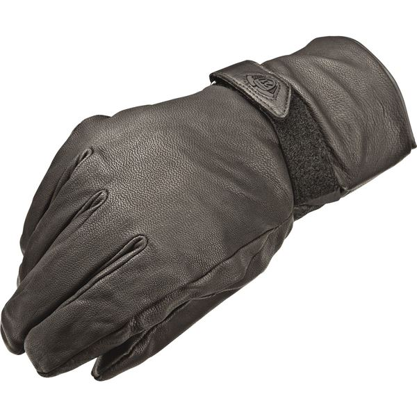 HIGHWAY 21 #5841 489-0020~4 GRANITE GLOVES BLACK LG