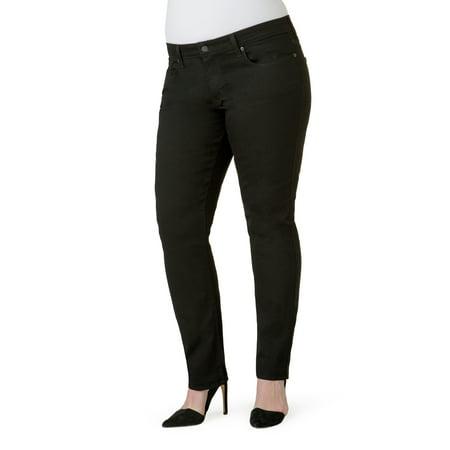 78475ab46e24e Signature by Levi Strauss   Co. - Women s Plus Modern Skinny Jeans -  Walmart.com