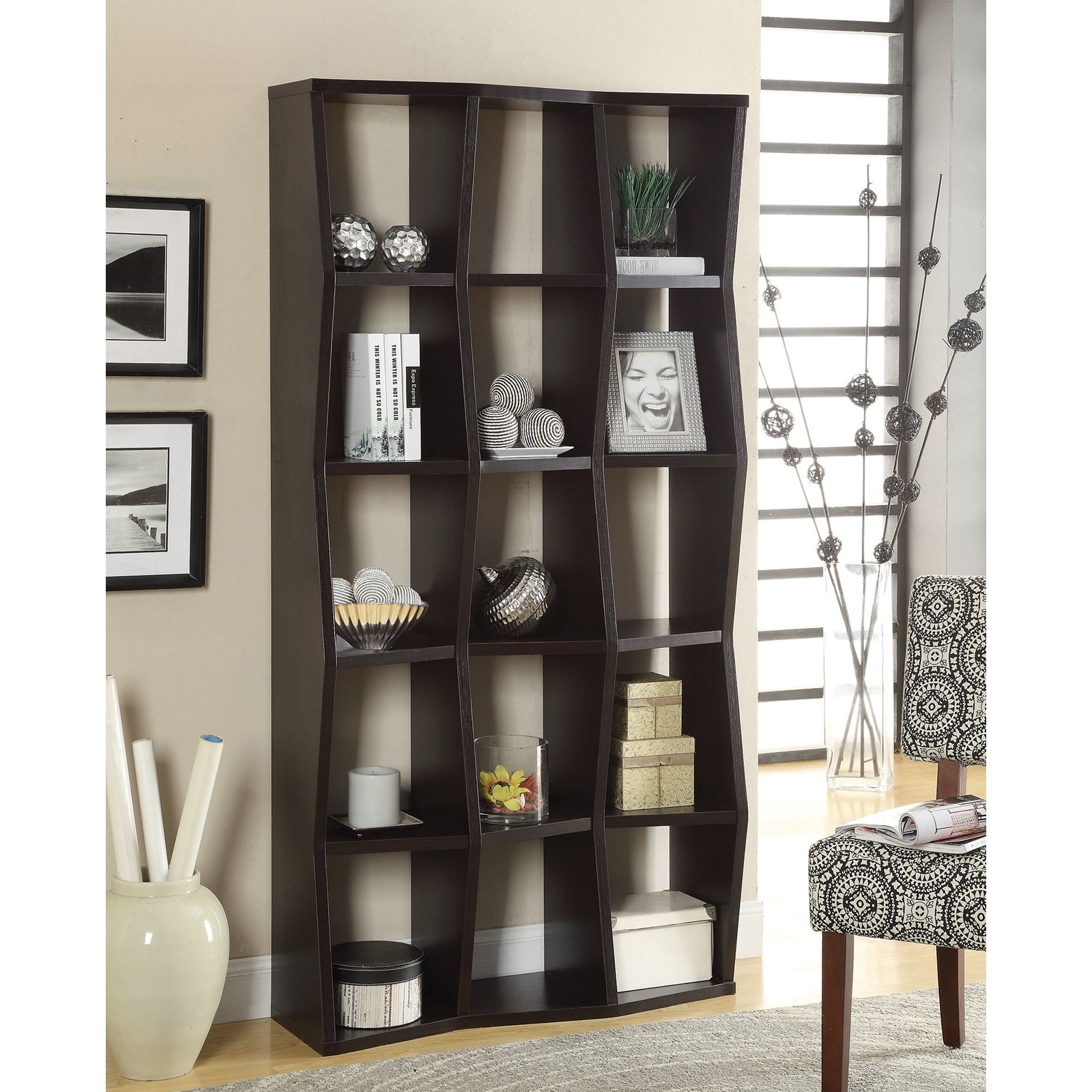 re interior home diy bookshelf bookcase do decorating lifeabsorbed backless ikea decoration