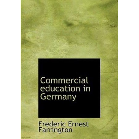 Commercial education in Germany - image 1 de 1
