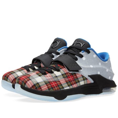 new products b9d69 02e1c KD 7 EXT CNVS QS 'PLAID AND POLKA DOT' - 726439-600 ...