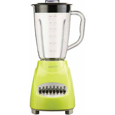 Brentwood 12-Speed Blender, Lime Green