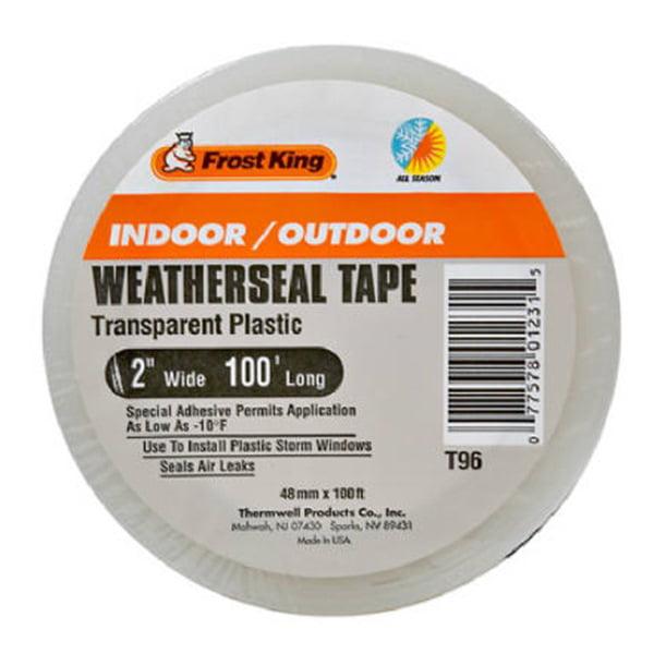 "2""X100'Weatherseal Tape"