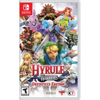 Hyrule Warriors Definitive Edition, Nintendo, Nintendo Switch, 045496592745