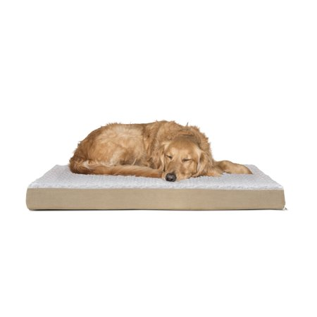 DUPLICATE FurHaven Pet Orthopedic Deluxe Ultra Plus Mattress Dog & Cat Pet Bed, Large, 27