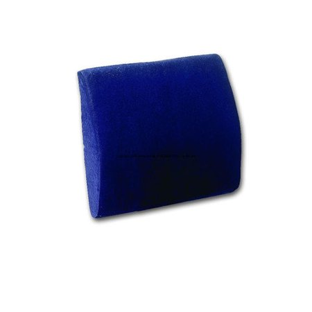Invacare Supply Group Memory Foam Lumbar Cushion