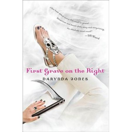 First Grave on the Right - eBook (Right On The Corner Right On The Price)
