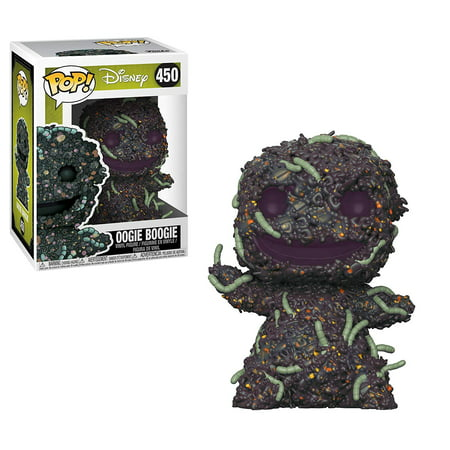 Funko Pop Disney: Nightmare Before Christmas - Oogie Boogie with Bugs Collectible Figure, Multicolor Oogie Boogie Pin