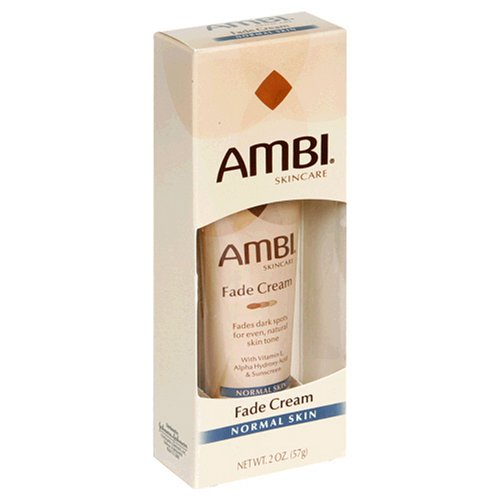 6 Pack - Ambi Fade Cream for Normal Skin, 2 oz Each