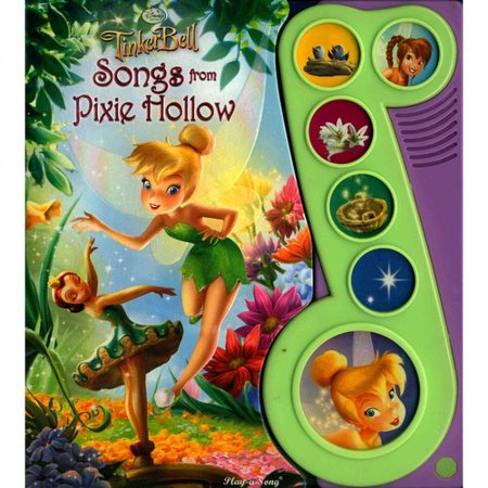 Tinkerbell Songs from Pixie Hollow