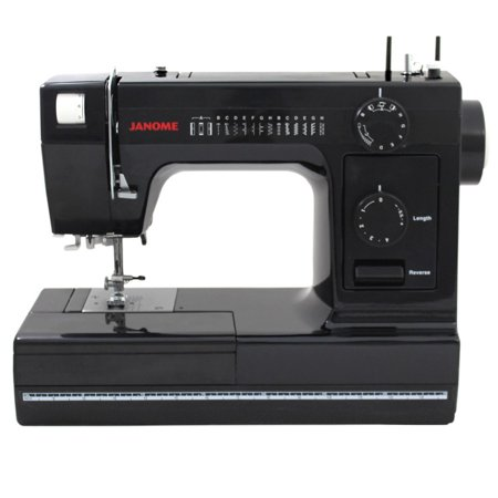 Janome HD1000 Black Edition Sewing Machine with Bonus (Janome Hd1000 Heavy Duty Sewing Machine Reviews)