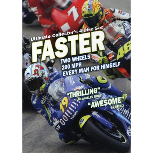 Faster (Ultimate Collector's 4-Disc Set)