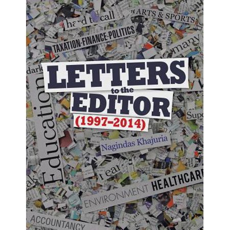 Letters to the Editor (1997-2014) - eBook