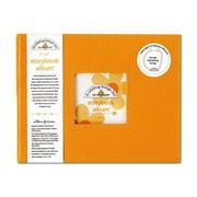 Doodlebug Album Storybook 8x8 Tangerine