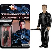 Terminator 2 Judgment Day Terminator Action Figure,  Action Movies by Funko