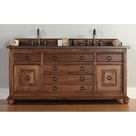 James Martin Furniture James Martin Brown 72 Inch Double