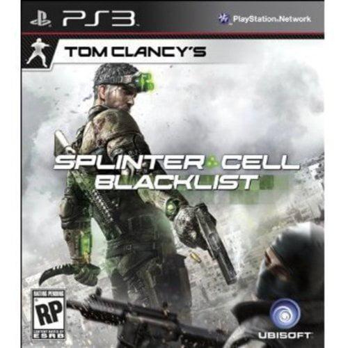 Tom Clancy's Splinter Cell - Blacklist (PS3)
