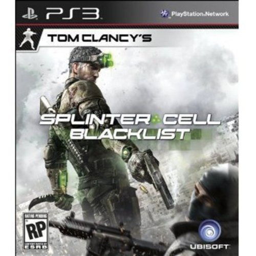 Tom Clancy's Splinter Cell - Blacklist (PS3)