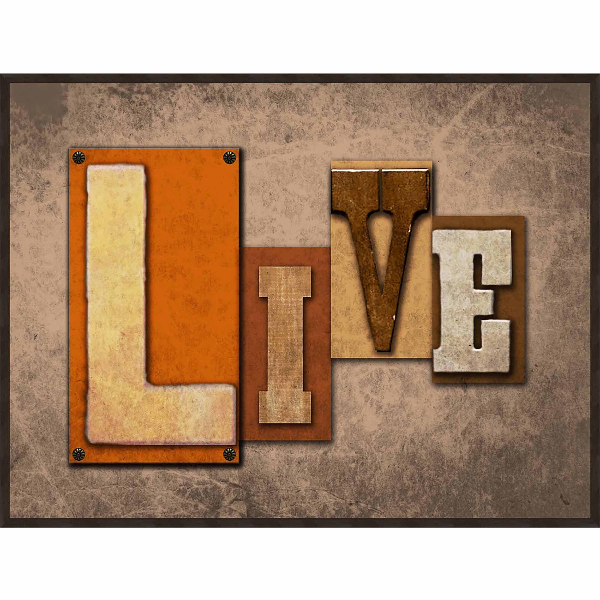 Live Wall Artwork by Pro Tour Memorabilia, LLC