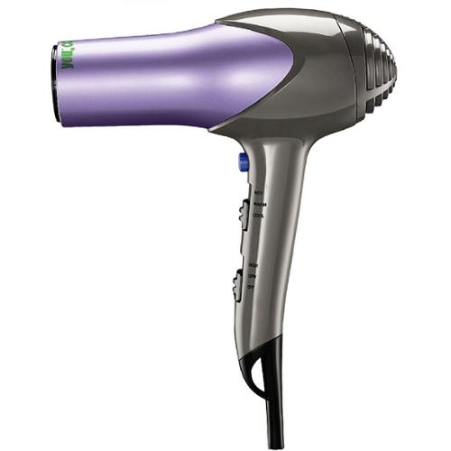 Conair You Style & Protect 1875 Watt Ceramic 2-in-1 Hair Dryer 1 ea (Pack of 2)