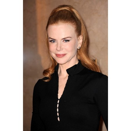 Nicole Kidman At In Store Appearance For Nicole Kidman Donates Her Omega Constellation Timepiece Wrist Watch