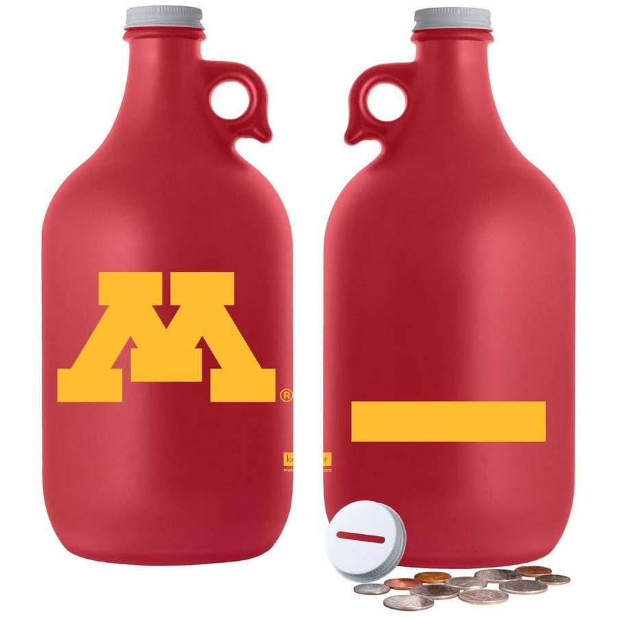 NCAA Minnesota Golden Gophers 64 oz Team Color Frost Jug