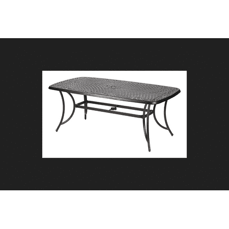 Living Accents Carlisle Dining Table Brown Walmartcom - Carlisle dining table