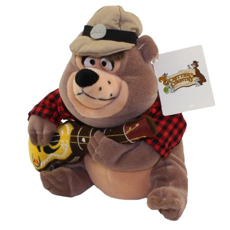 Disney Bean Bag Plush - BIG AL (Critter Country) (8