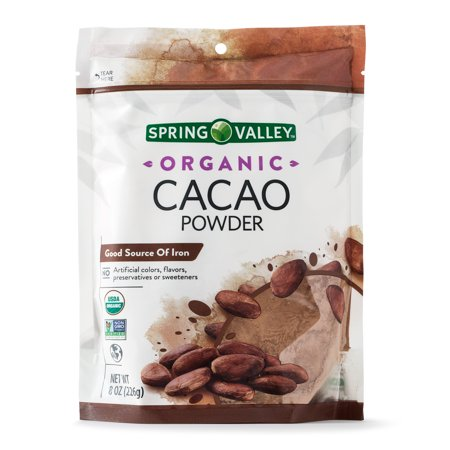 Spring Valley Organic Cacao - Raw Cacao Nibs