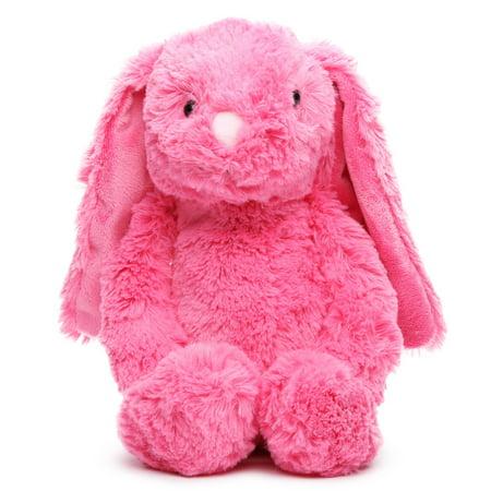 gitzy dark pink floppy eared easter bunny rabbit plush - Donnie Darko Bunny