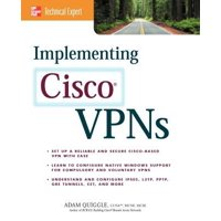 McGraw-Hill Technical Expert: Implementing Cisco VPNs (Paperback)