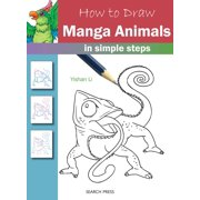 How to Draw: Manga Animals in Simple Steps