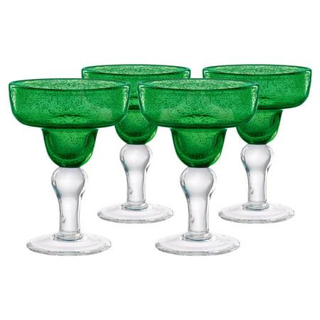 Artland Inc. Iris Margarita Glasses - Set of 4