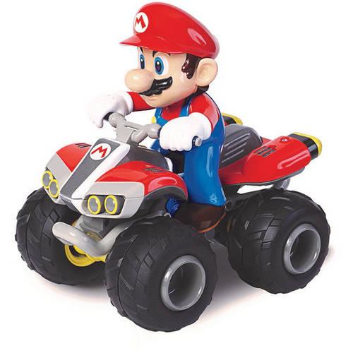 Carrera Nintendo Mario Kart 8 Mario 1:20 Scale Radio-Cont...