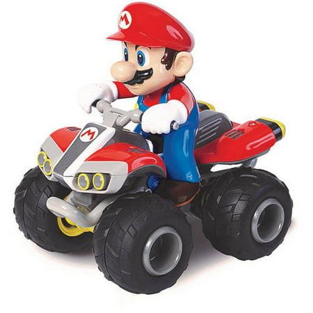 Carrera Nintendo Mario Kart 8 Mario 1:20 Scale Radio-Controlled ATV