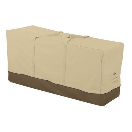 Classic Accessories Veranda™ Oversized Patio Cushion & Cover Storage Bag - Water Resistant Outdoor Furniture Cover (55-648-051501-00) ()
