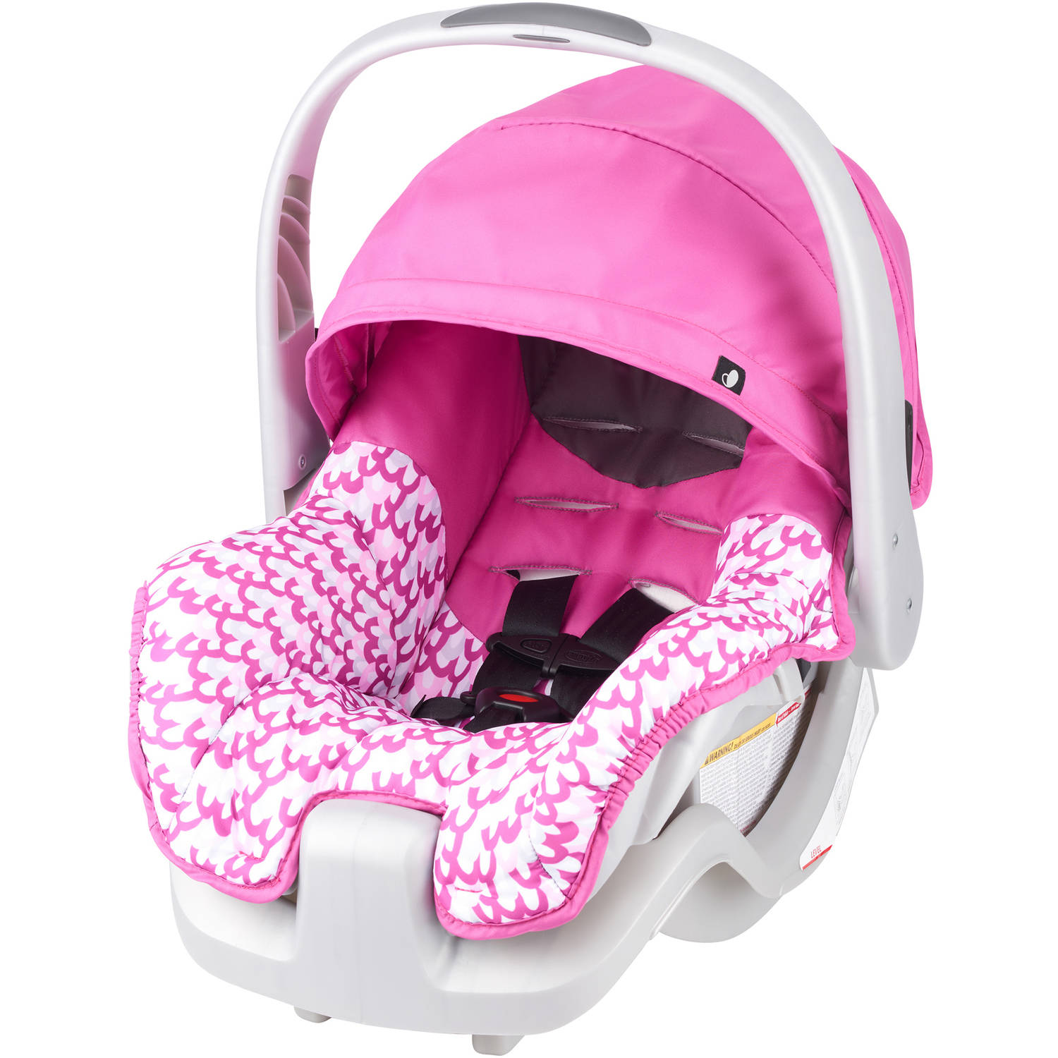 Evenflo Car Seats At Walmart >> Evenflo Nurture Infant Car Seat, Razzle Dazzle - Walmart.com
