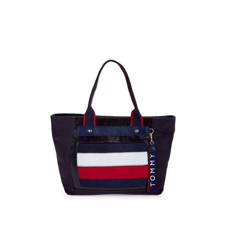 - Class Tommy Shopper Tote With Pouch