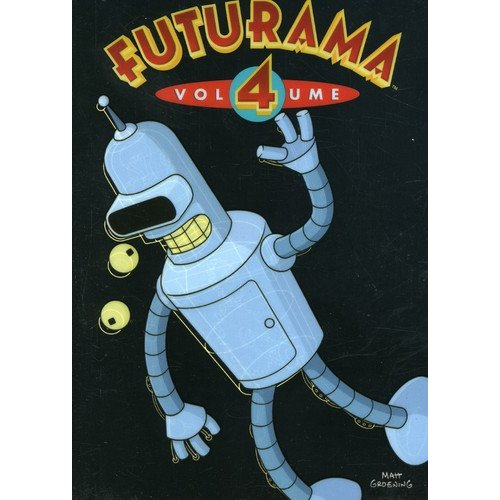 Futurama, Vol. 4 (Full Frame)