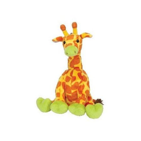 TY Beanie Baby - GIRAFFITI the Giraffe (Circus Beanie), TY Giraffiti the Giraffe Beanie Baby By TYBEANIES ANIMALS