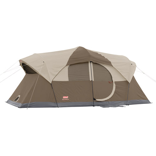 Coleman Weathermaster 10-Person Dome Tent  sc 1 st  Walmart & Coleman Weathermaster 10-Person Dome Tent - Walmart.com