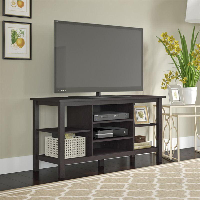 """Pemberly Row 47"""" TV Stand in Espresso Oak - image 5 de 6"""