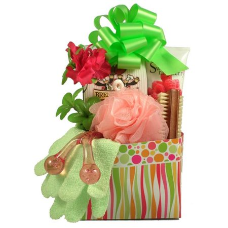 Gift Basket Drop Shipping MoDaPaBa Pretty and Pampered, Gift Basket For Her
